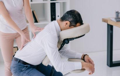 Coporate Chair Massage Le Spa Massage Academy