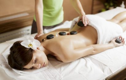 Hot Stone Massage Course Le Spa Massage Academy