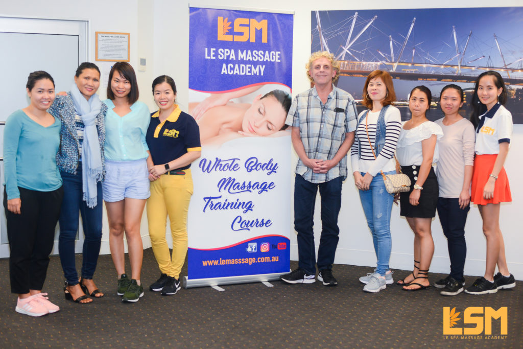 Certified Massage Course At Le Spa Massage Academy