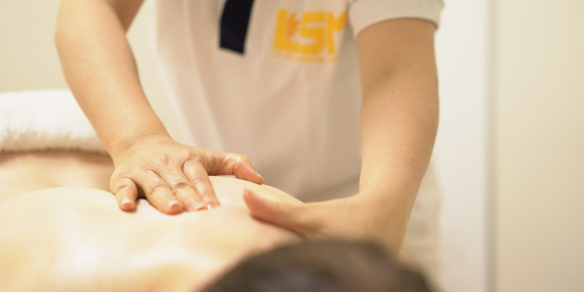 Deep Tissure/Sport Massage At Le Spa Massage Academy