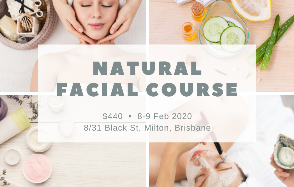 Natural Facial Beauty Course At Le Spa Massage Academy