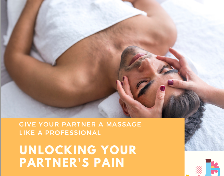 give your partner a professional massage course